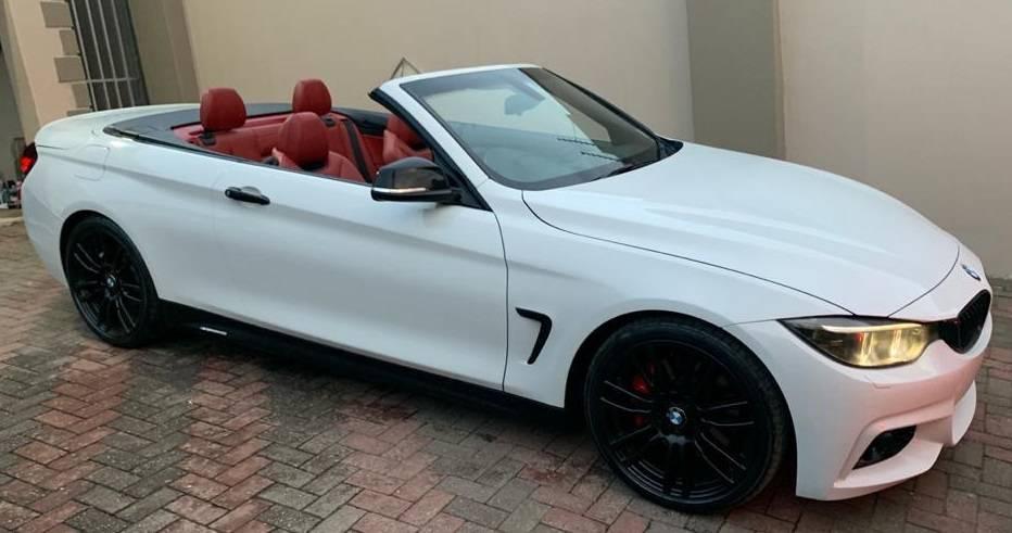 2017 BMW 440i Motorsport