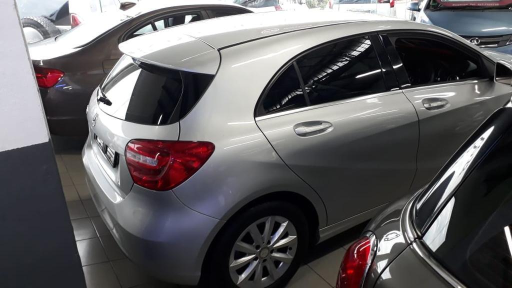 2015 Mercedes Benz A200