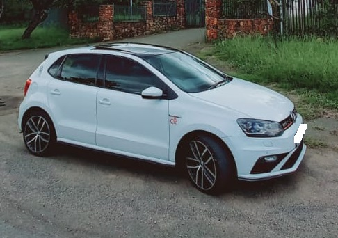 2015 Volkswagen POLO GTI 1.8TSI DSG