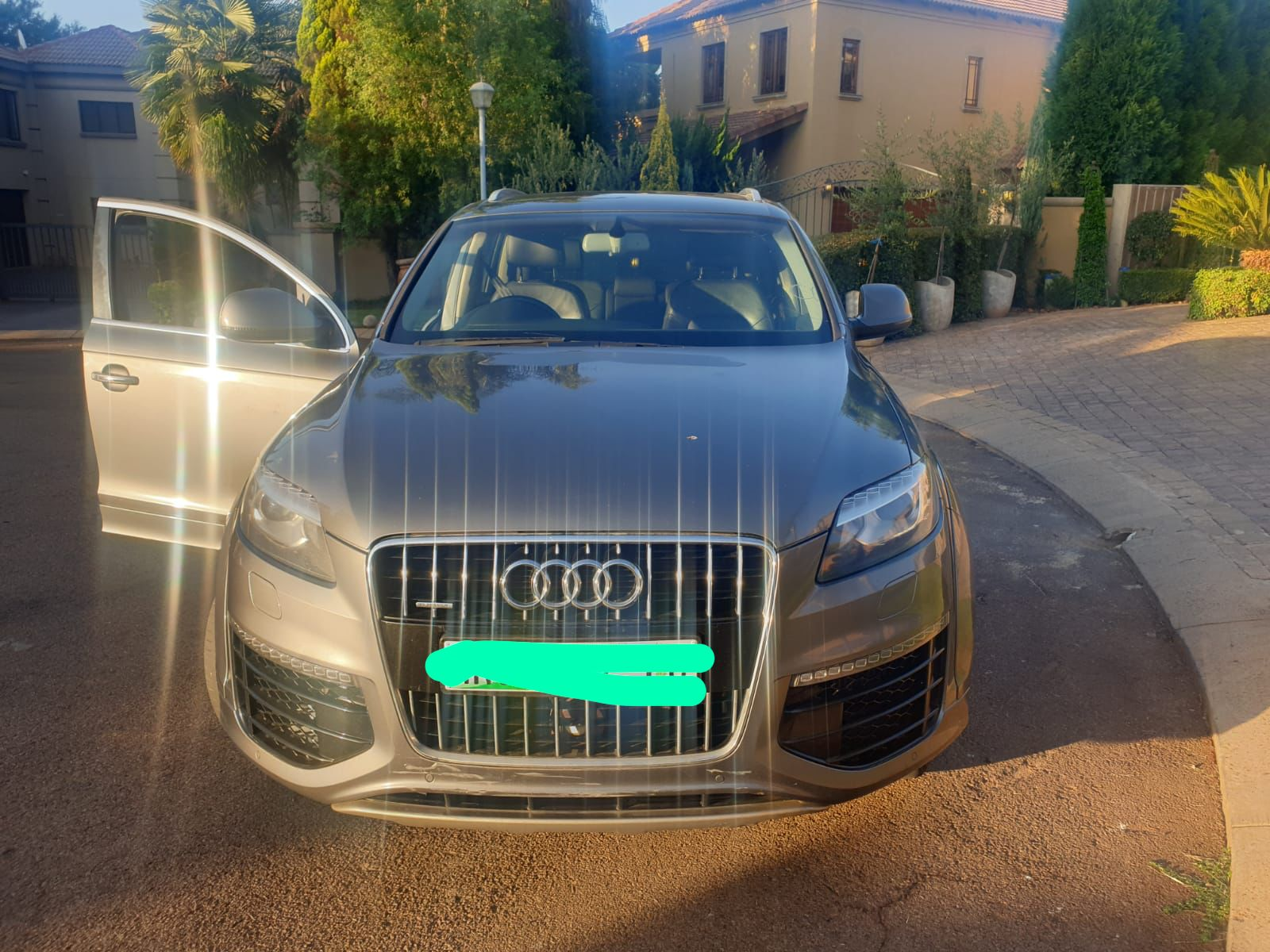 2015 Audi Q7 3.0D