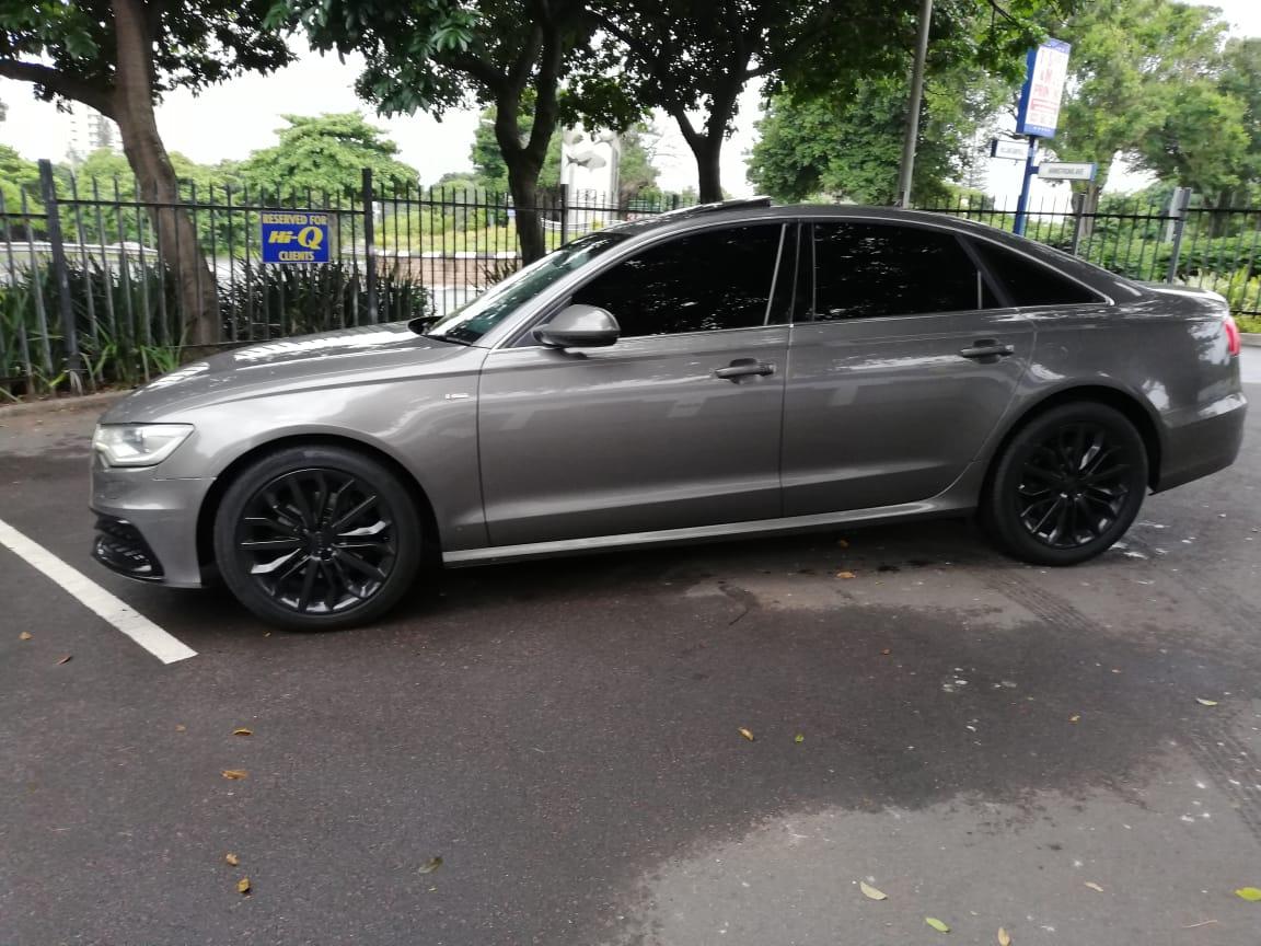 2015 Audi A6 2.0 petrol