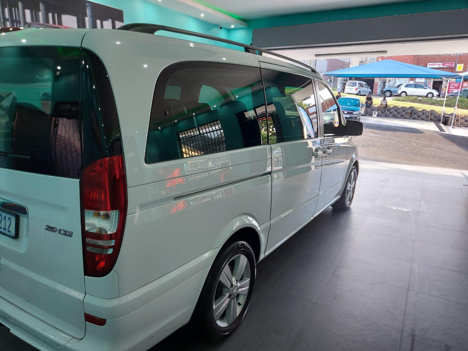 2014 Mercedes Benz Viano 3.0 V6