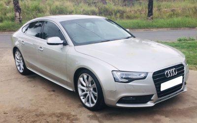 2015 Audi A5 2.0 TDi Multitronic