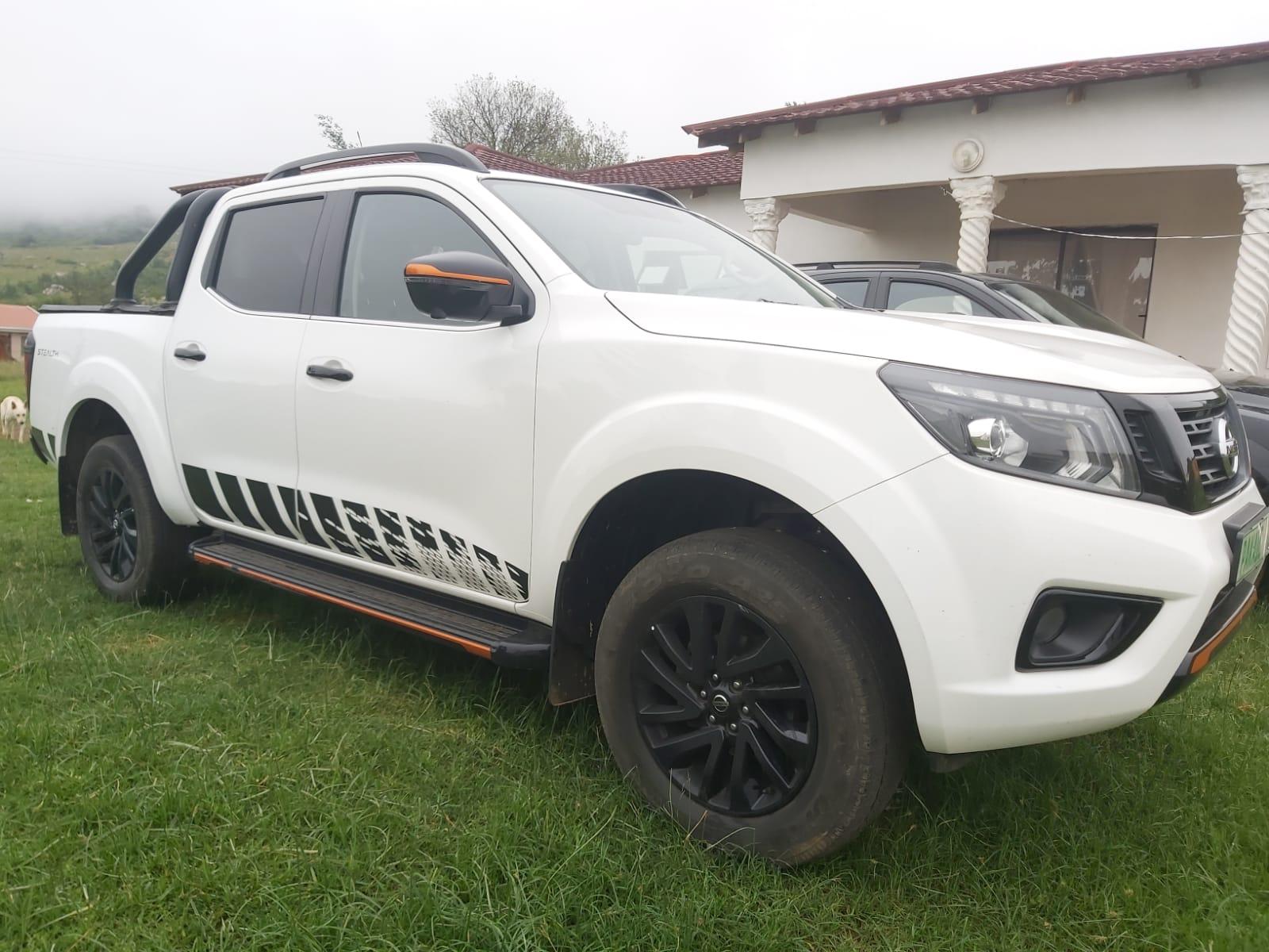 2020 Nissan Navarra