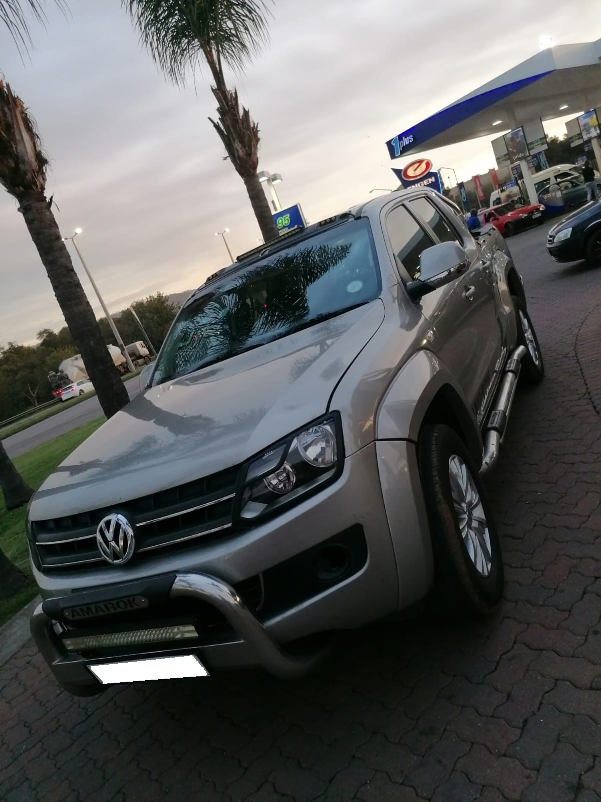 2014 Volkswagen Amarok Bi-TDi 4-Motion