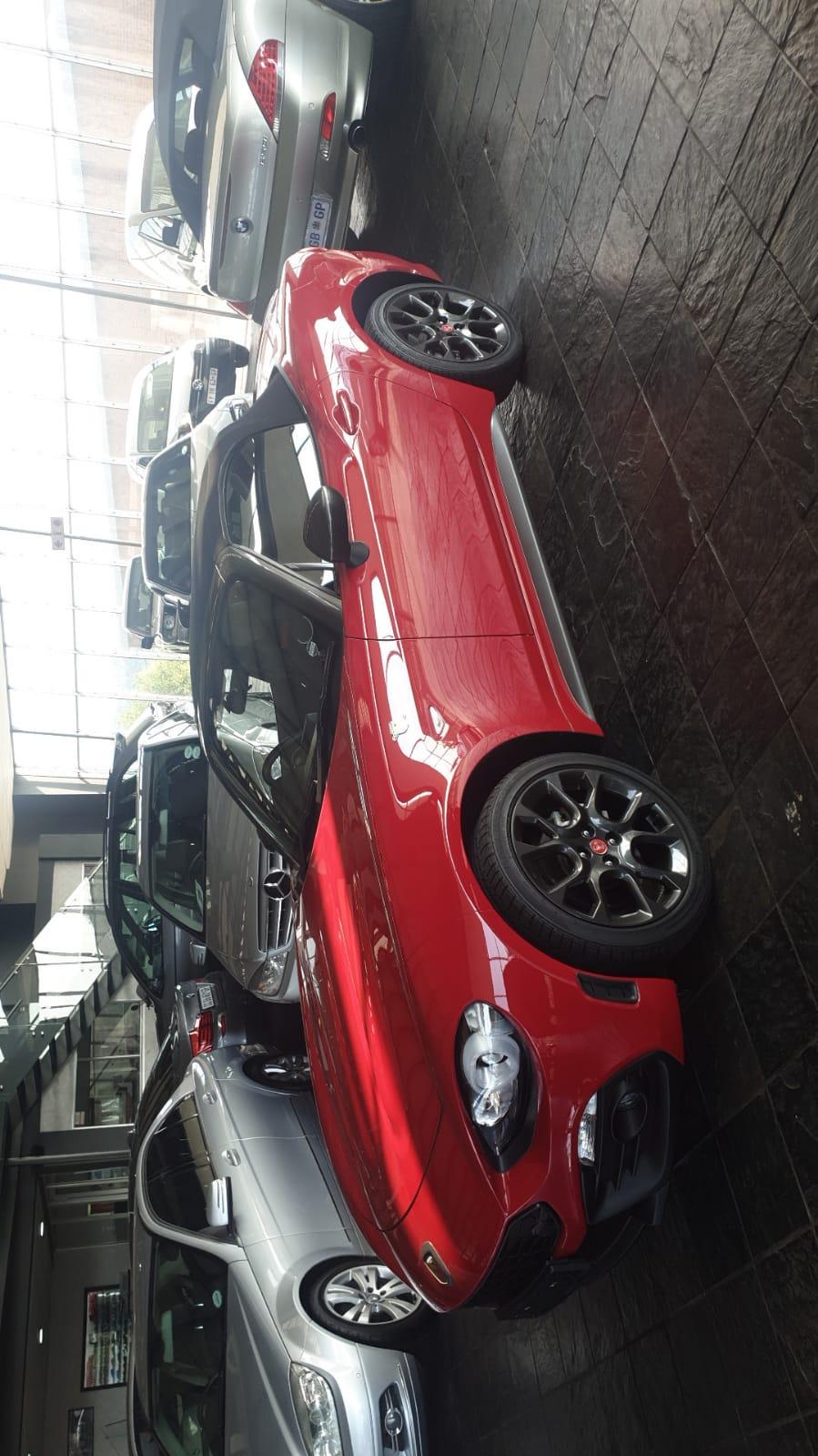 2020 Fiat Arbath 1.4T Spider
