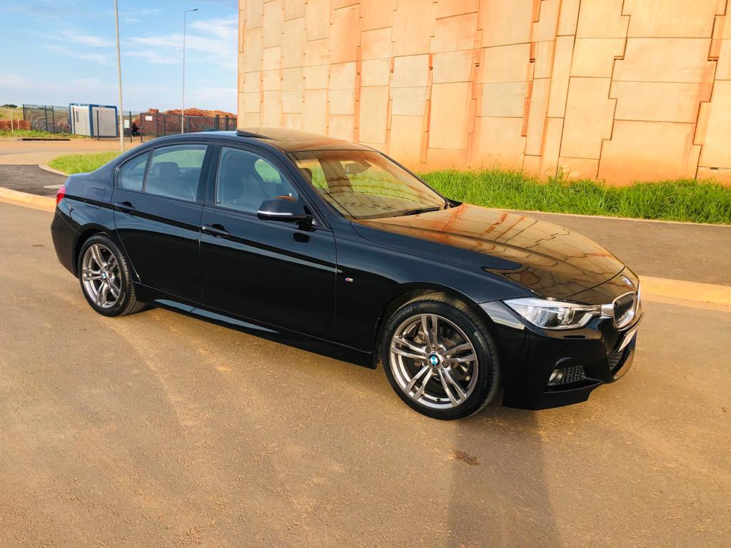 2018 BMW 318i M-Sport