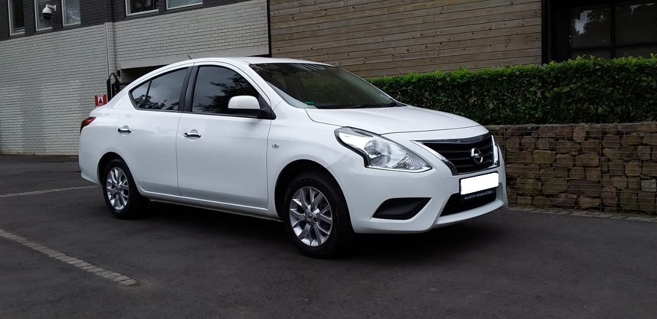 2019 Nissan Almera Acenta 1.5