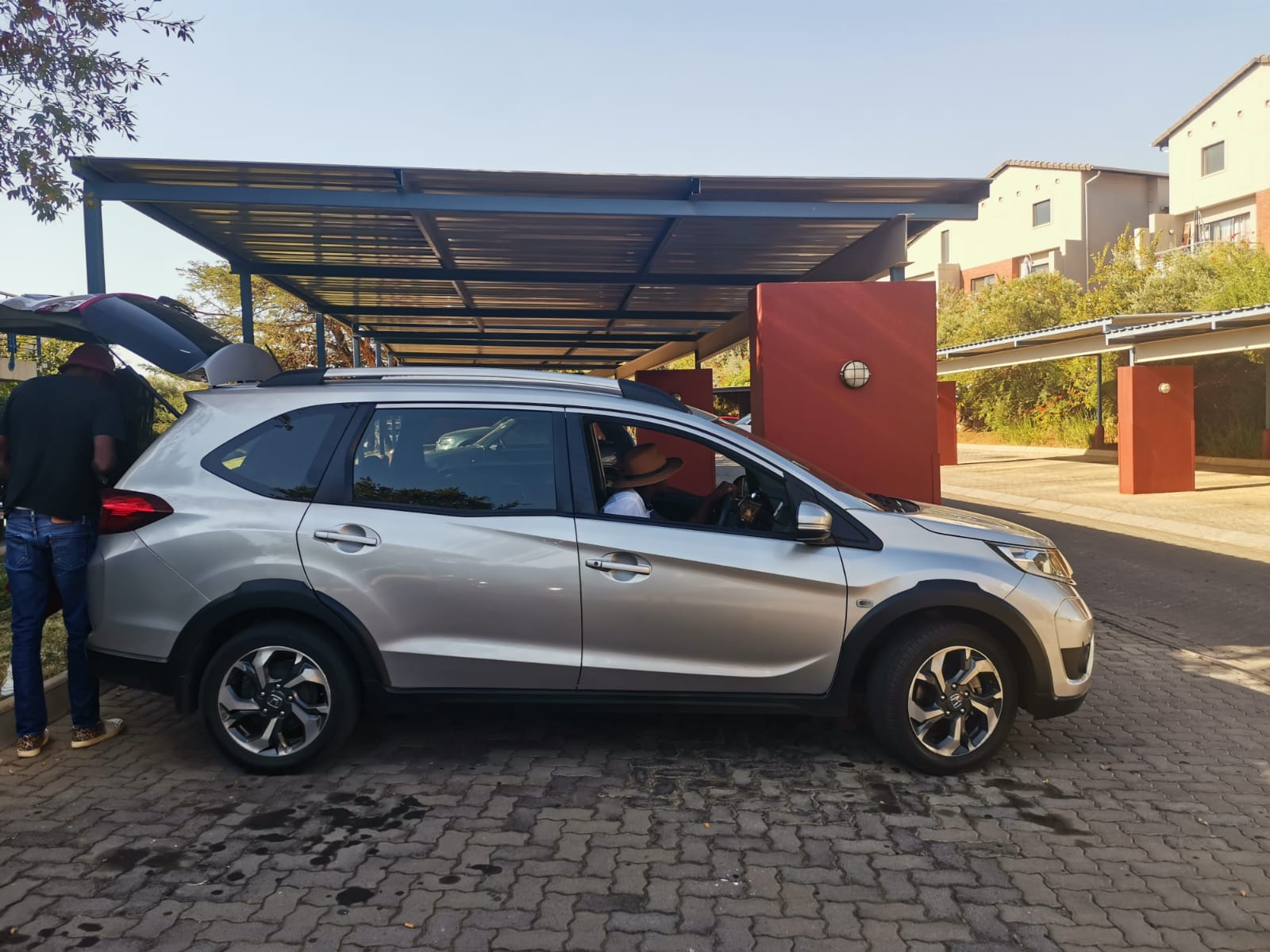 2019 Honda CRV 7 seater