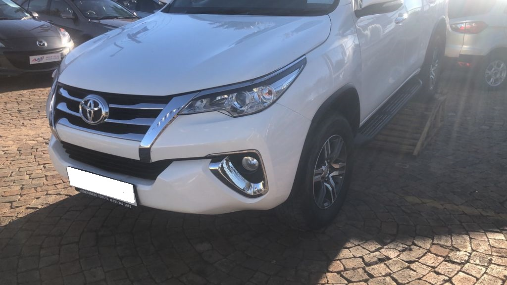2020 Toyota Fortuner 2.4 GD6
