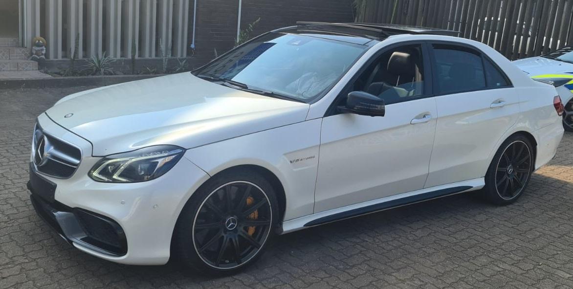 2016 Mercedes Benz E63 S AMG