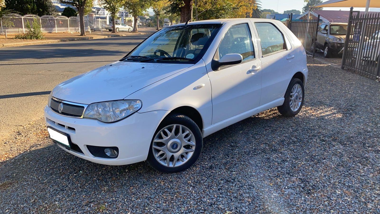2006 Fiat Palio 1.6