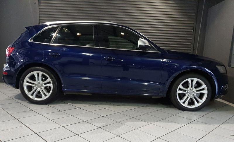 2014 Audi SQ5 3.0 TDi Quattro S Tronic