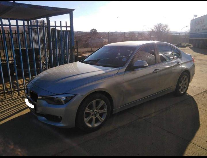 2013 BMW 320i Motorsport