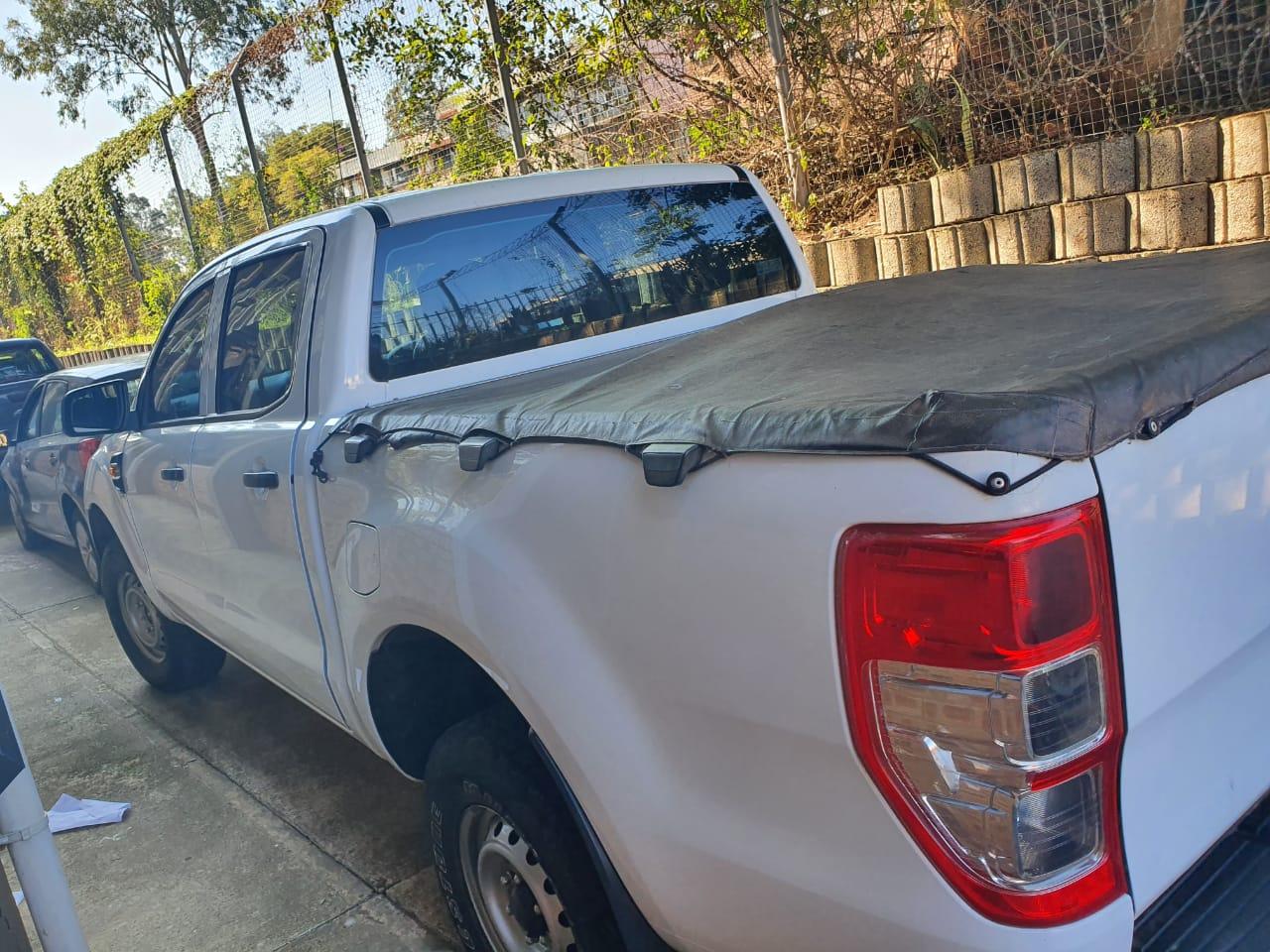 2019 Ford Ranger  2.2 TDCi