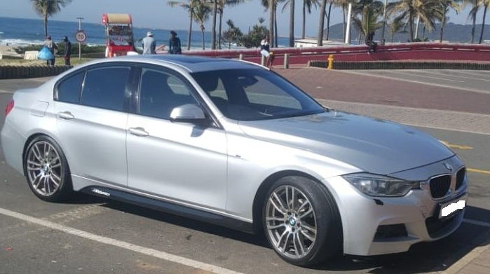 2015 BMW 320i F30