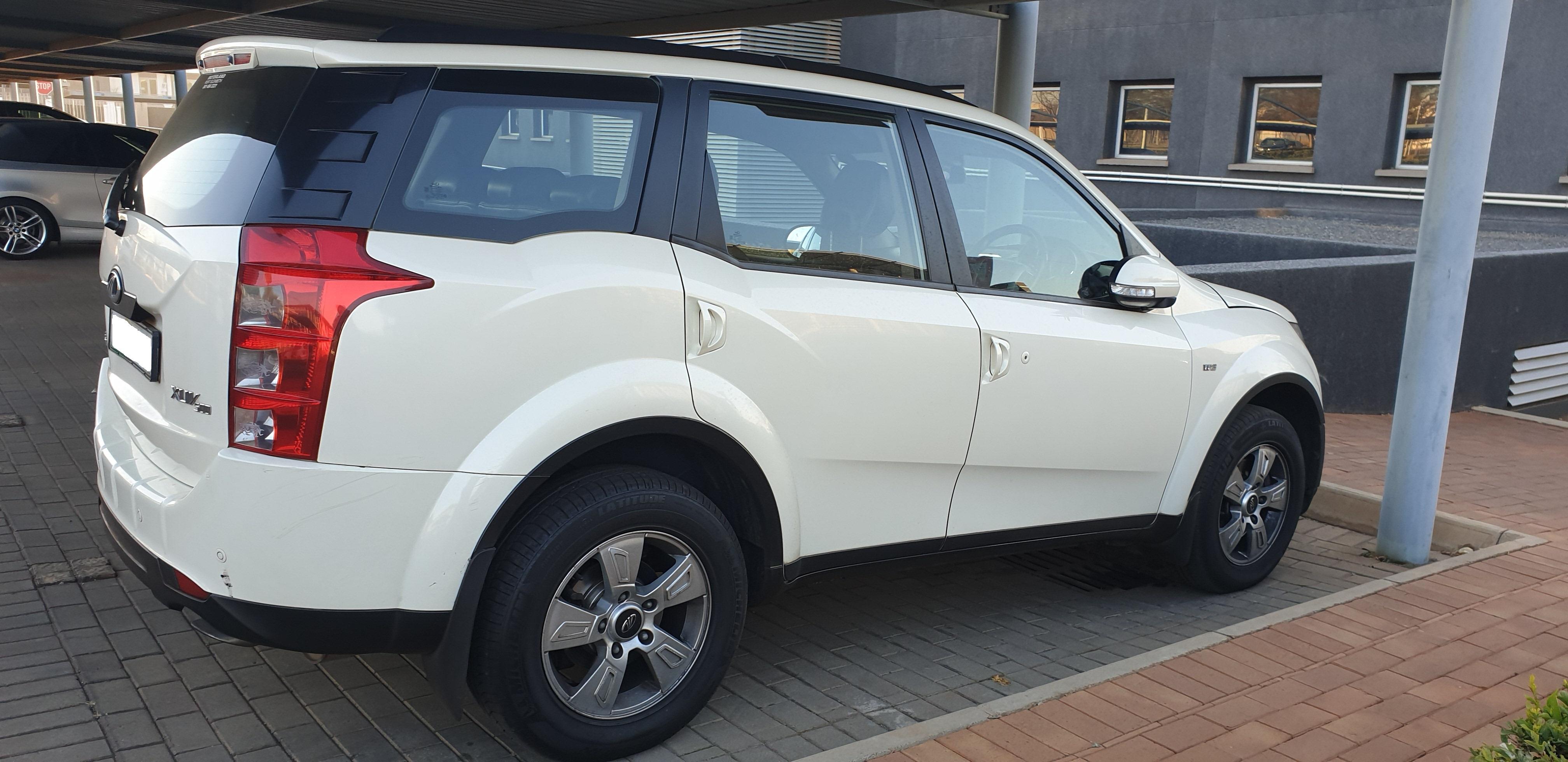 2014 Mahindra Xuv 500 2.2d