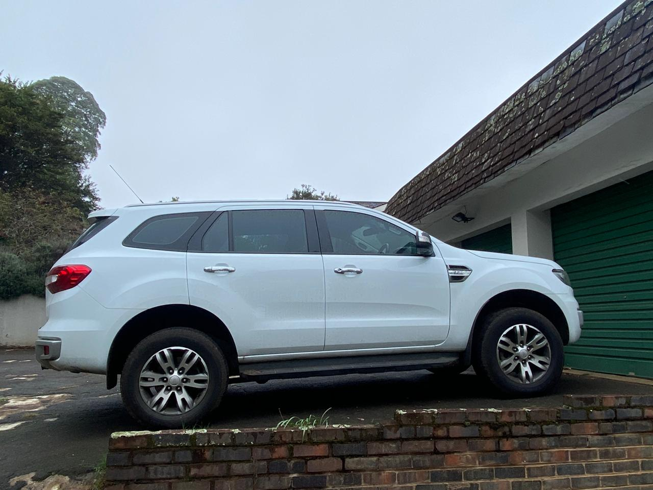 2019 Ford Everest 2.2d