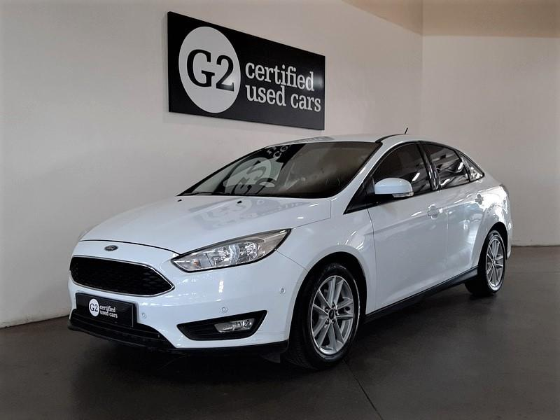 2018 Ford Focus 1.6
