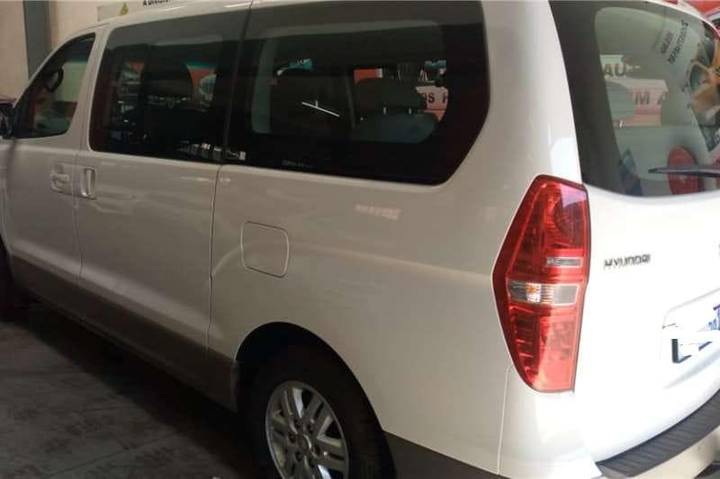 2020 Hyundai H-1 2.5 CRD