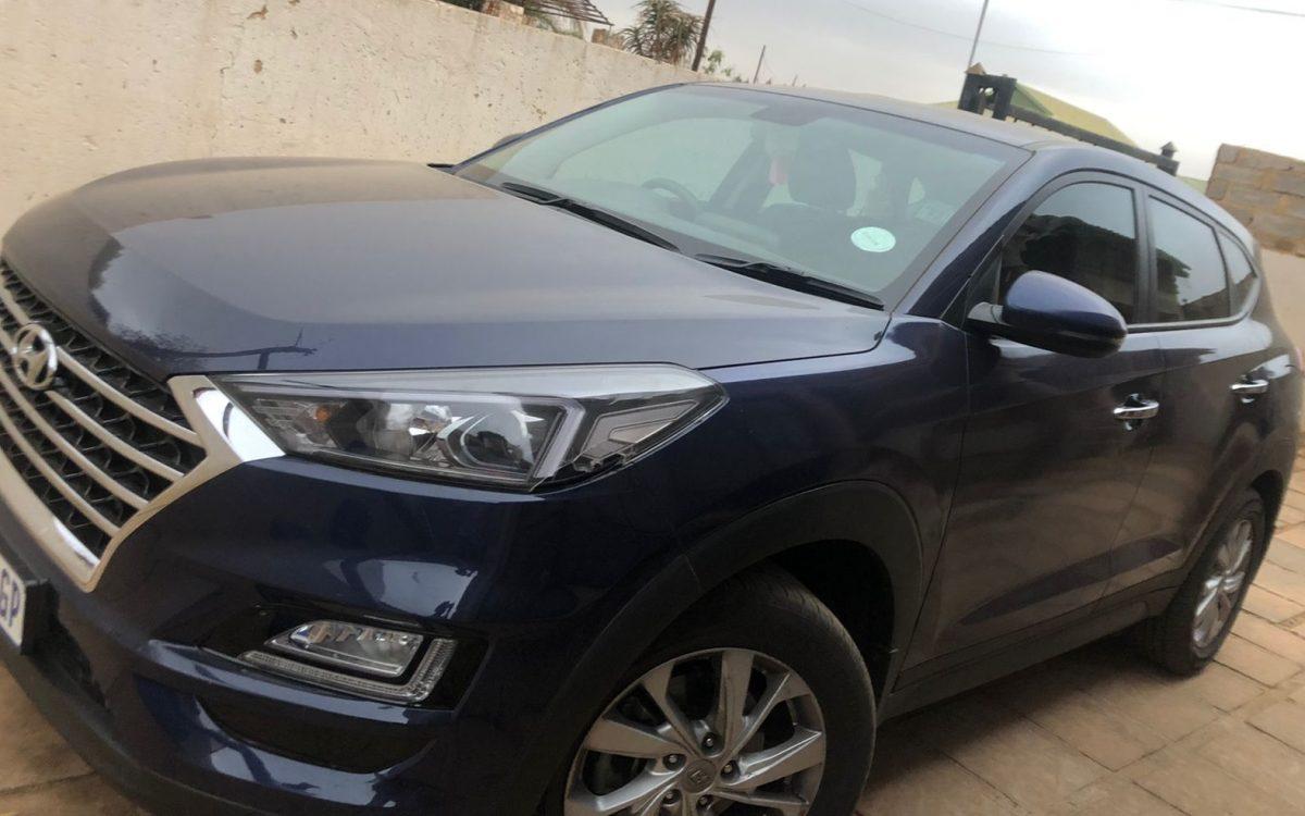 2021 Hyundai Tuscon 2.0 CRDi