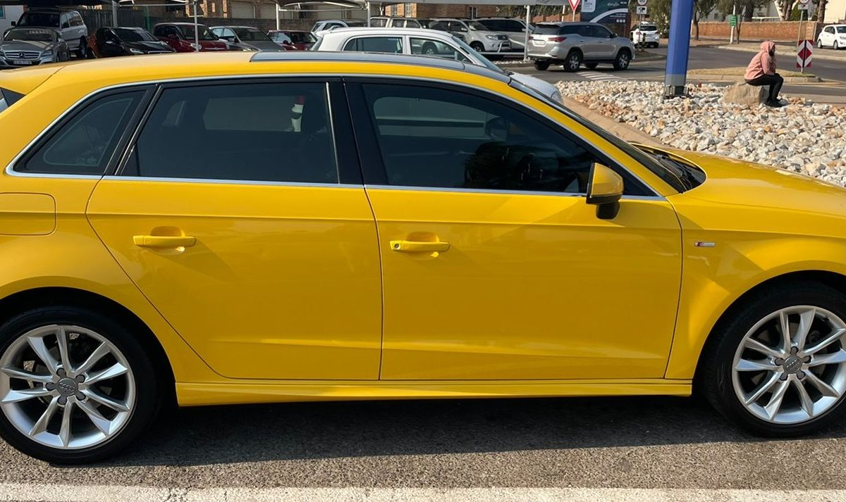 2019 Audi A3 TFSi DSG