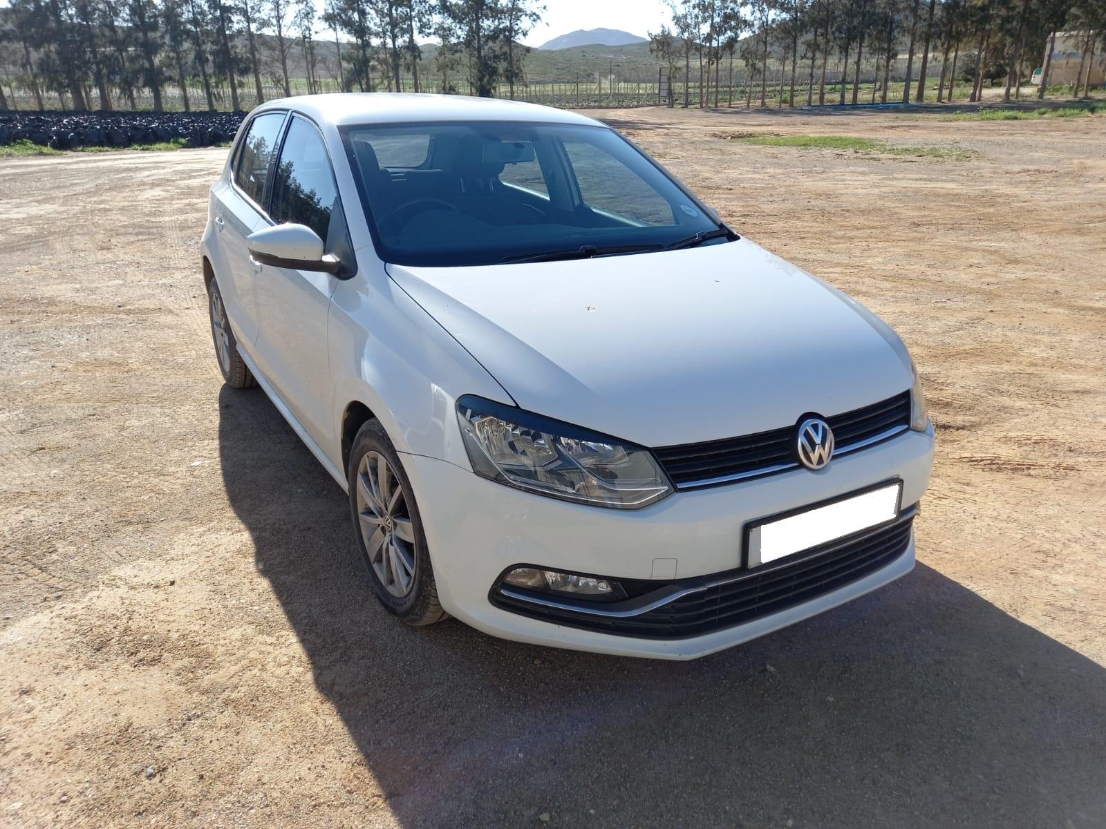 2014 Volkswagen Polo Gp 1.2 TSi