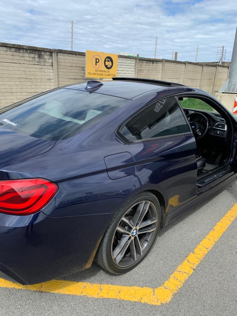 2018 BMW 420D