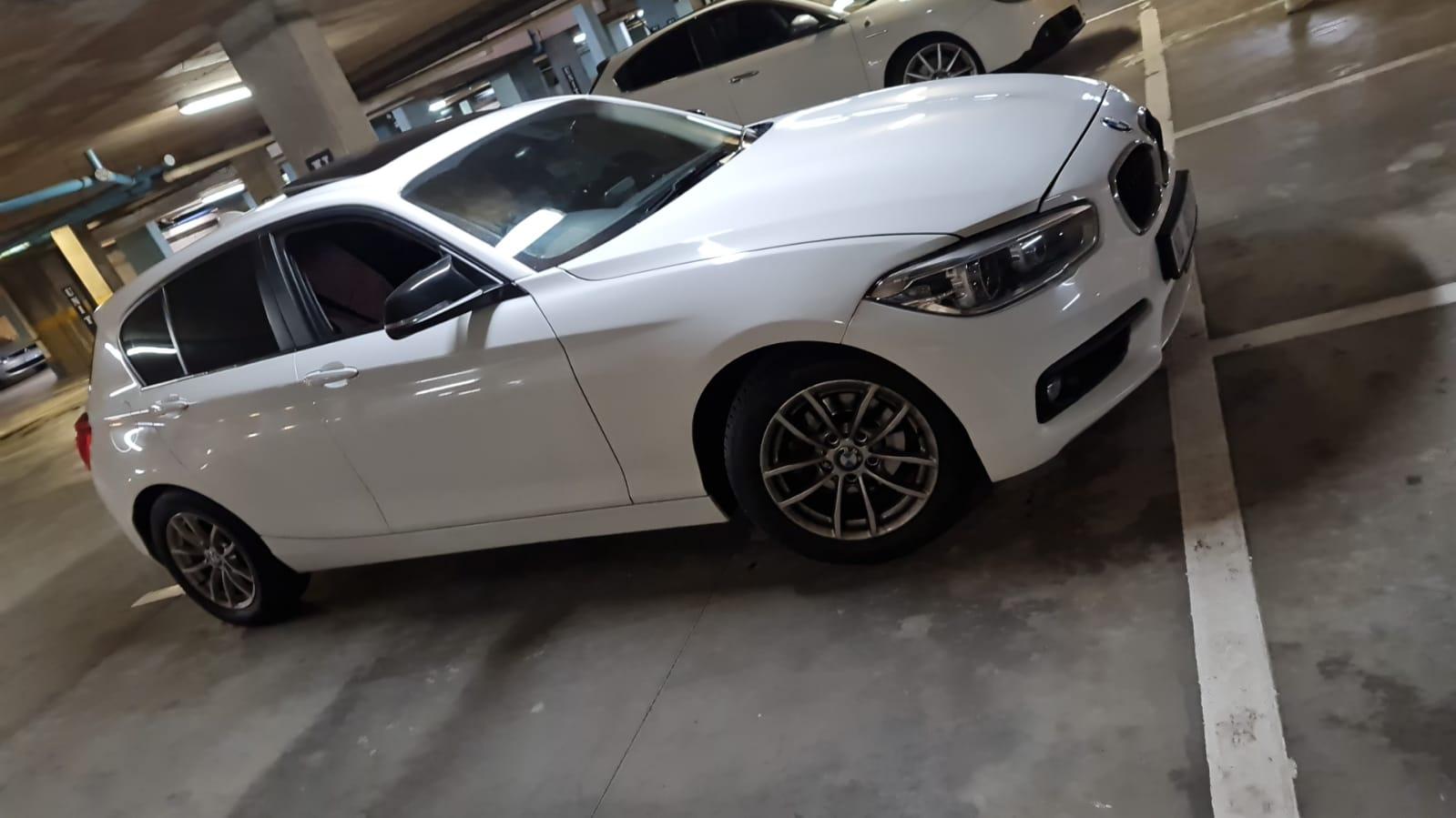 2018 BMW 118 I