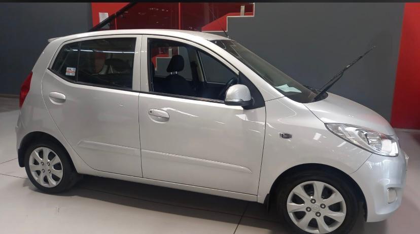 2014  Hyundai i10 1.0