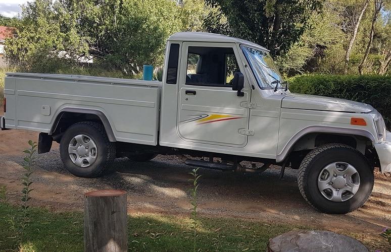 2020 Mahindra Bolero SC 2.5 Turbo